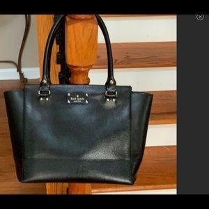 ♠️Kate Spade Wellesley Camryn leather tote♠️